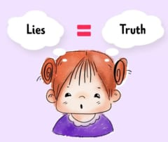 すぐに怒るのはNG! 子どもが「嘘」をつく8つの理由の画像 4/8