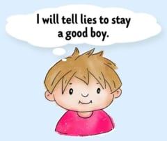 すぐに怒るのはNG! 子どもが「嘘」をつく8つの理由の画像 7/8