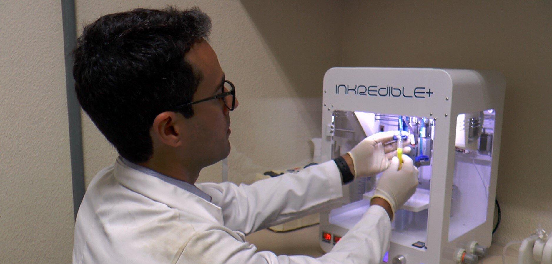 肝臓の全機能をもった「ミニ肝臓」を3Dプリンタで作ることに成功の画像 1/3