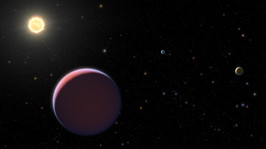 宇宙の「ふわふわ綿菓子」みたいな惑星の正体が判明