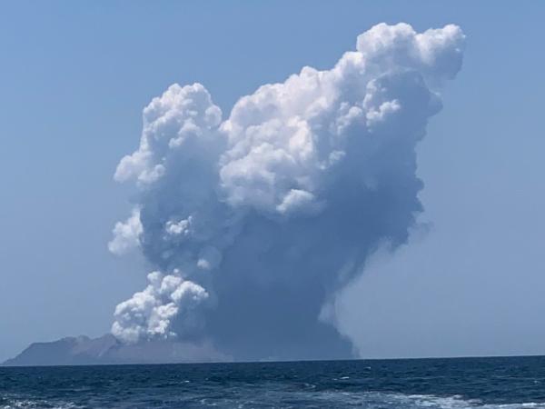 恐怖の予兆なし噴火…NZ火山噴火は御嶽山噴火と同じ理由だった