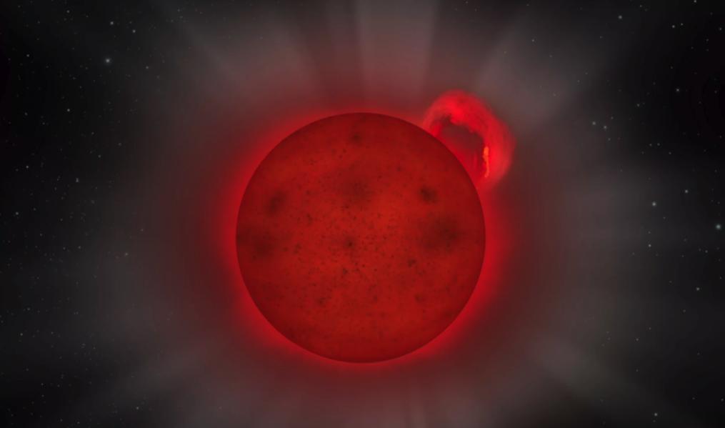 核融合できない星「褐色矮星」からスーパーフレアを観測!天文学者も困惑の画像 1/6