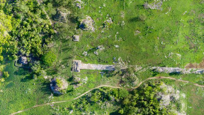 マヤ文明の100Kmに及ぶ巨大人工路「ホワイトロード」が作られた理由と ...