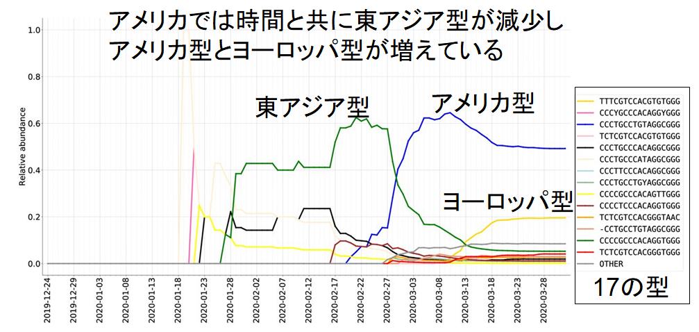 新型コロナの「遺伝指紋」を作成した結果、日本にヨーロッパ型が侵入したことが判明の画像 5/6