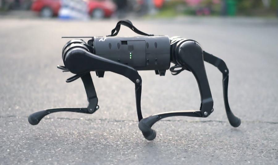 ぬるぬる動く!進化したロボット犬「Unitree-A1」は速度2倍&重さも5kgに軽量化