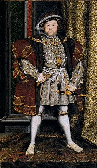 15世紀のイングランド王「ヘンリー7世」の顔をデスマスクから復元した結果の画像 2/6