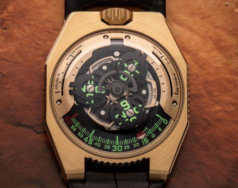 スター・ウォーズをイメージした腕時計のオークションが開催! 落札金は新型コロナウイルス対策へ