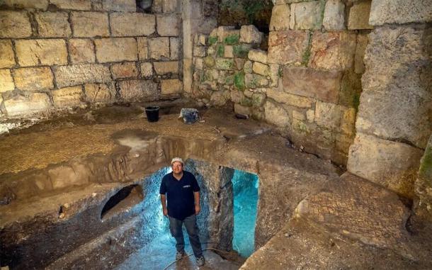 【考古学】エルサレム「嘆きの壁」に隠された3つの地下室が見つかる