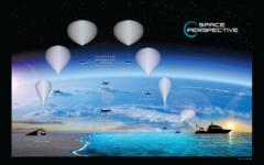 高度30kmまで飛ぶ宇宙気球が開発される。 手軽に「青い地球」を見られる時代が来るの画像 4/4