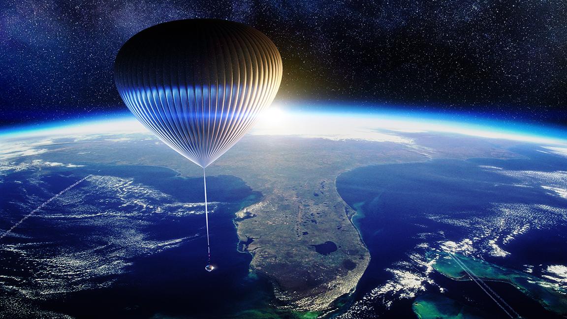 高度30kmまで飛ぶ宇宙気球が開発される。 手軽に「青い地球」を見られる時代が来るの画像 2/4