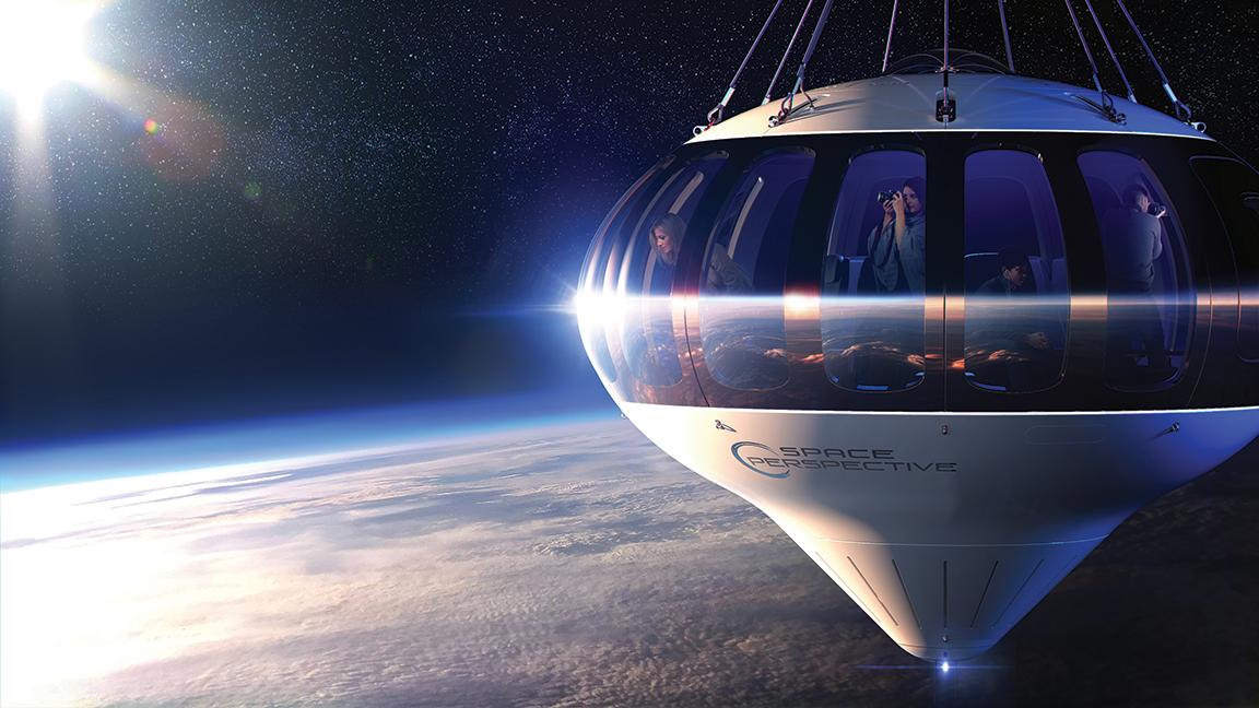 高度30kmまで飛ぶ宇宙気球が開発される。 手軽に「青い地球」を見られる時代が来るの画像 1/4