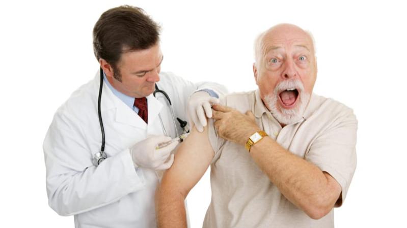 大人なのに注射が苦手? それはネアンデルタール人の遺伝子を継承しているからかも