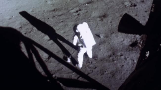 アポロの月面調査動画をAIで高フレームレートに改善! 歴史的映像がヌルヌル動くようになった。