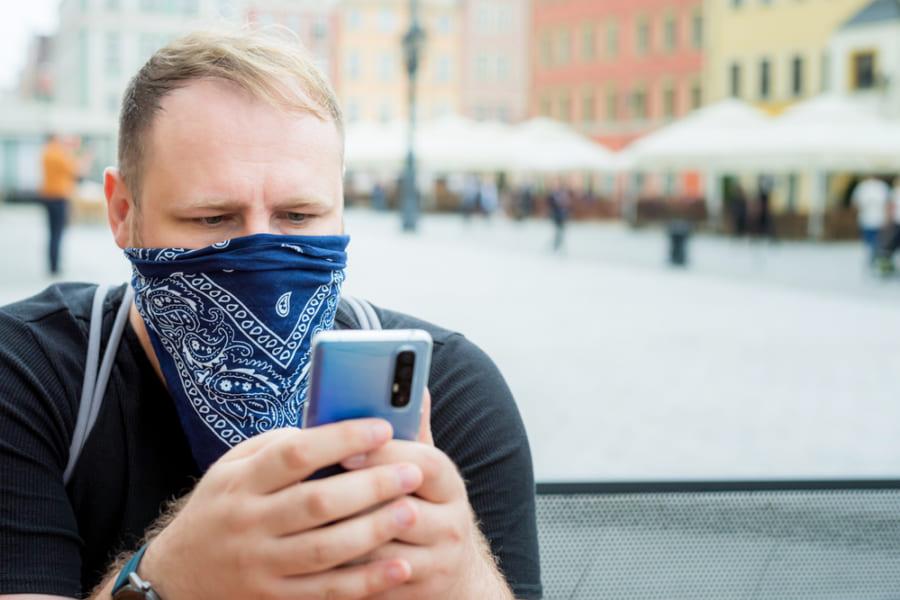 マスクの格付けが発表される。 あなたはどのタイプのマスクを使っている?