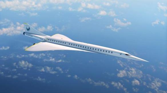「マッハ2.2」超音速ジェット旅客機の試作テストが開始! 2025年海外へのフライト時間は半分になる