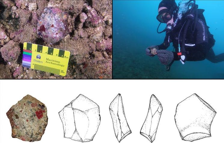 【初発見】ついにアボリジニの遺跡が海底で見つかる! 温暖化による海面上昇で水没していた