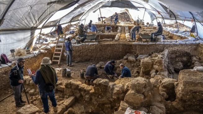 約2700年前のユダ王国の遺跡を発見! 国の「税務署」として使われた施設だった(イスラエル)