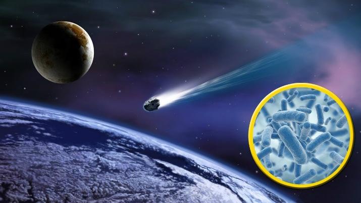 宇宙に3年もさらした微生物の生存を確認!生命は宇宙から来たとする「パンスペルミア説」の証拠となるか