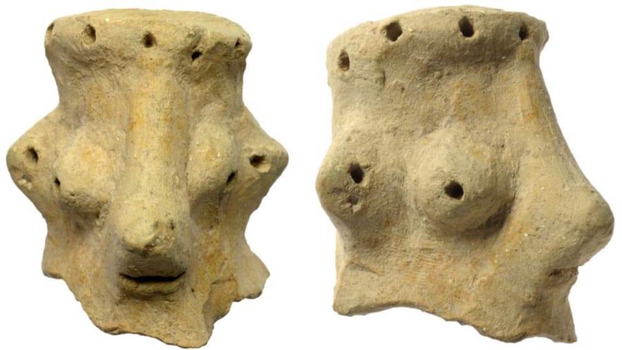 3000年前のユダヤ教唯一神「ヤハウェの像」を発見か!? 偶像崇拝が禁止されていたのになぜ…?(イスラエル)