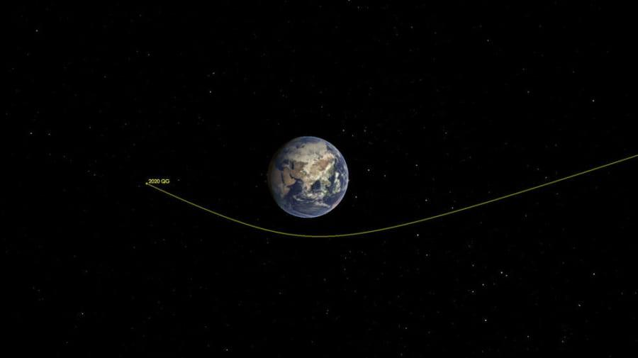 """8月16日、「ステルス小惑星」がひっそりと地球に""""最接近""""していた!?太陽光が惑星防衛局を妨害"""