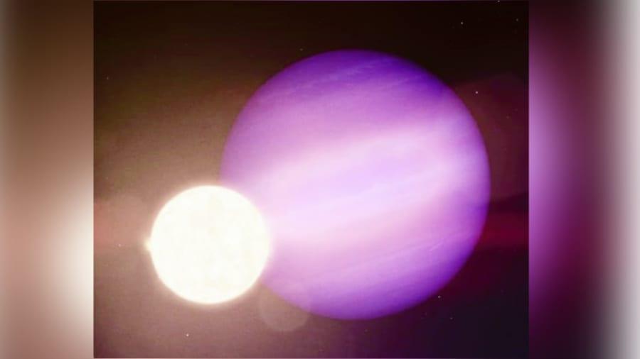 星の死を生き延びた惑星が白色矮星の周りを「無傷」で回っているのを発見