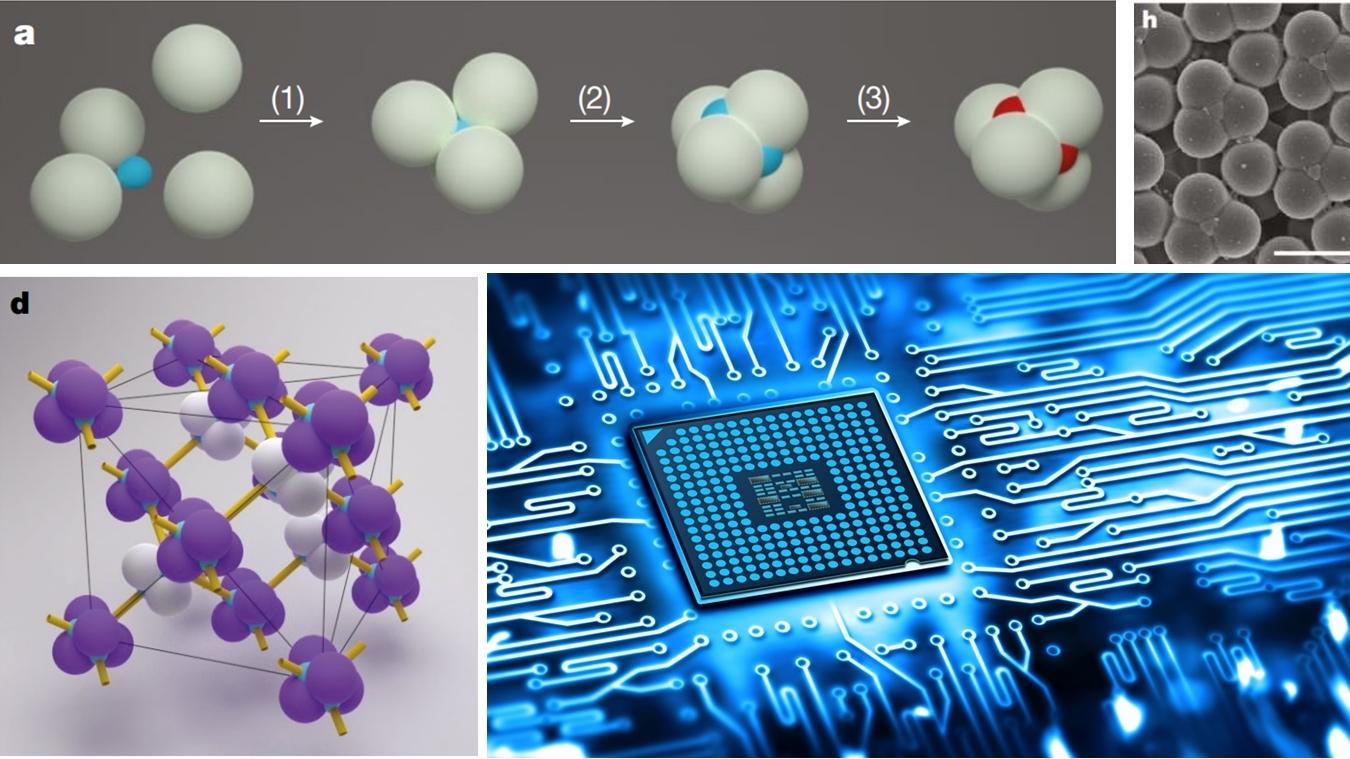 フォトニック結晶は光コンピューターの回路になる