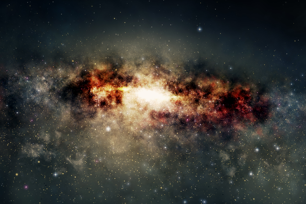 もし「ダークマター」が見えたとしたら?最新のシミュレーションが未発見の暗黒物質を見つける鍵になるかも?の画像 2/4