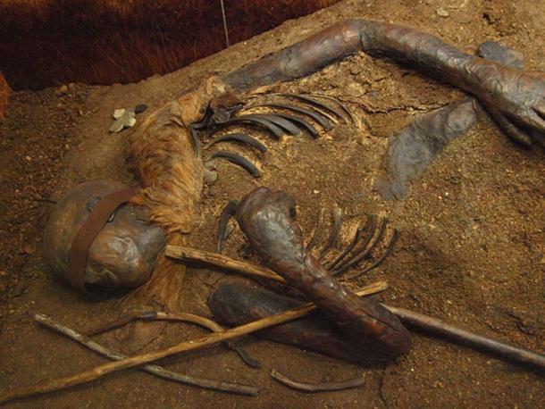 湿地に眠る2000年前の美しきミイラ「ヴィンデビーI」の正体は?性別、死因、出自全てがナゾのまま…の画像 3/5