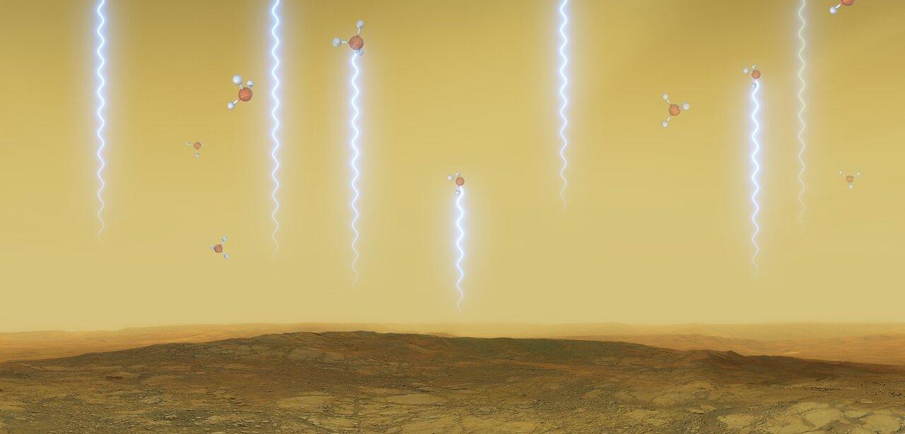 """金星の大気中に「生命の痕跡」を発見!微生物が生成する""""ホスフィン""""が検出されるの画像 4/4"""