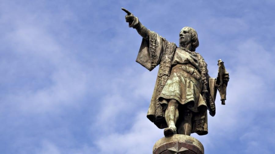 コロンブスの航海は「地球平面説」の否定や、「新大陸発見」が目的ではなかった!?