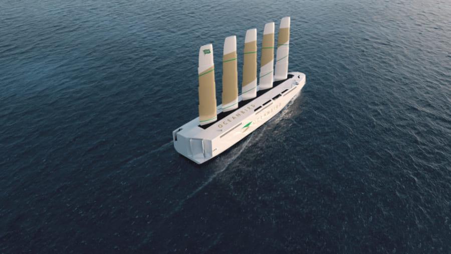 最新の輸送船は「帆船」!? 現代に蘇った風力利用の新しい船舶デザイン