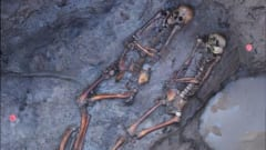 古代遊牧民による「謎の流血儀式」の正体 暴力で25%が死亡か(シベリア)の画像 1/5