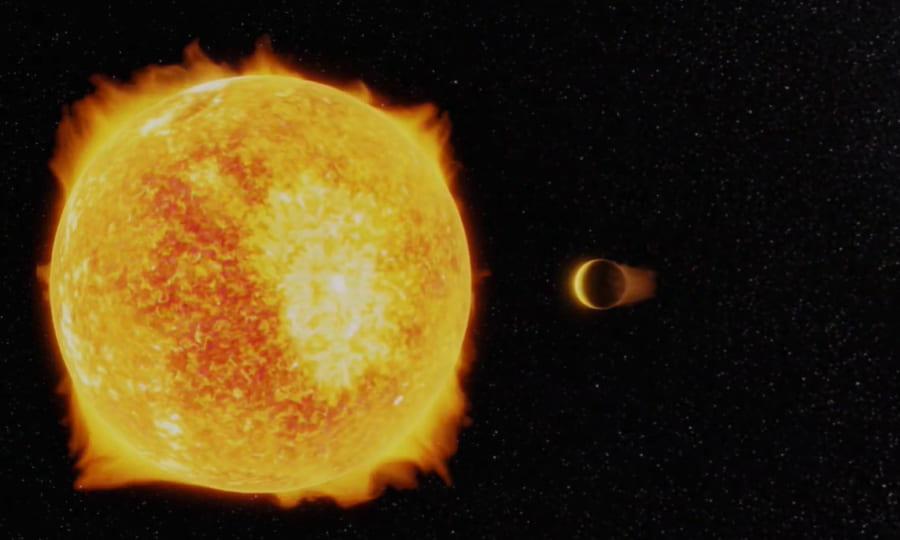 とても珍しい超高温の海王星「ウルトラホットネプチューン」が発見される