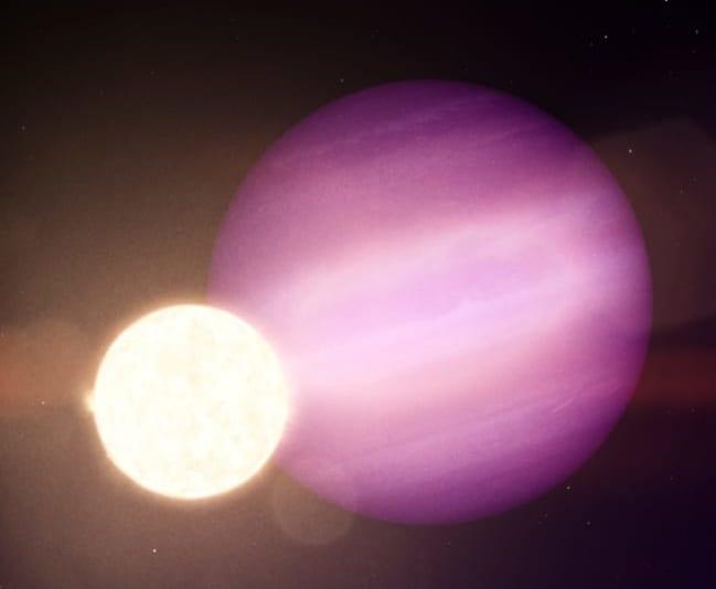 白色矮星と惑星