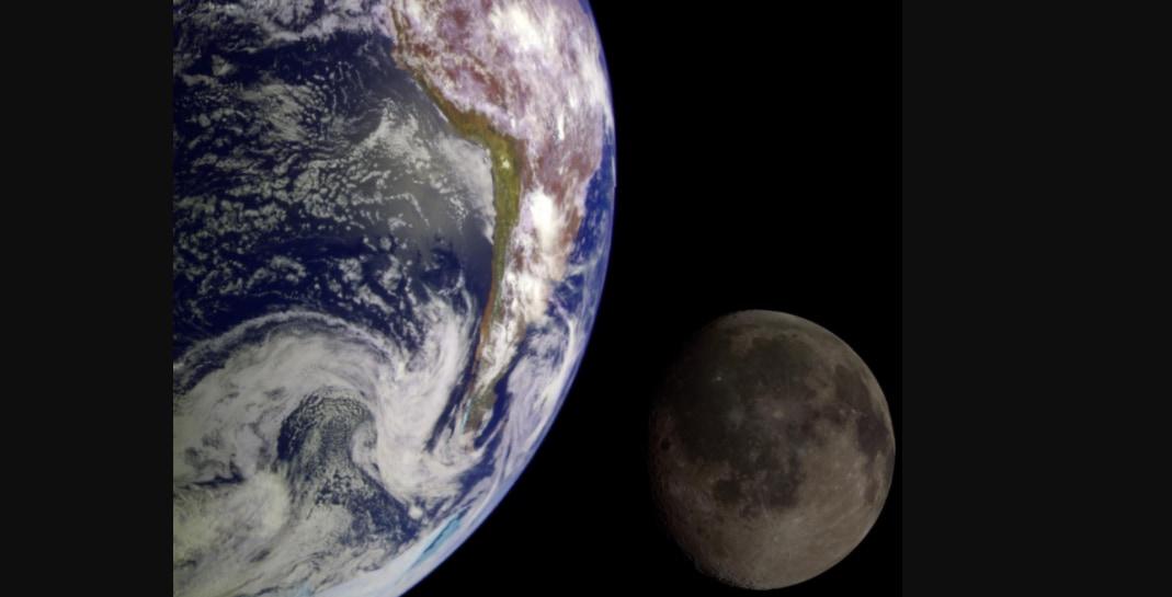 ガリレオミッションの画像の合成。