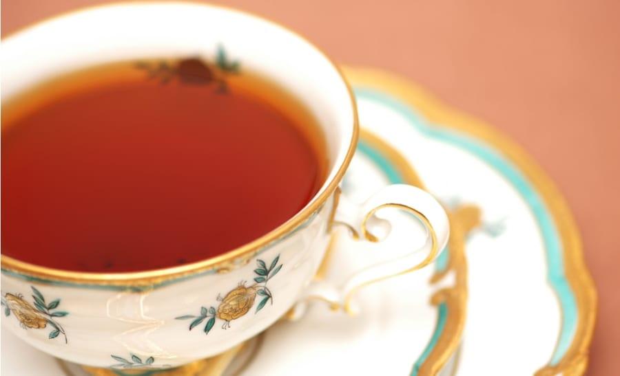 紅茶に対する好みは遺伝子が決めている
