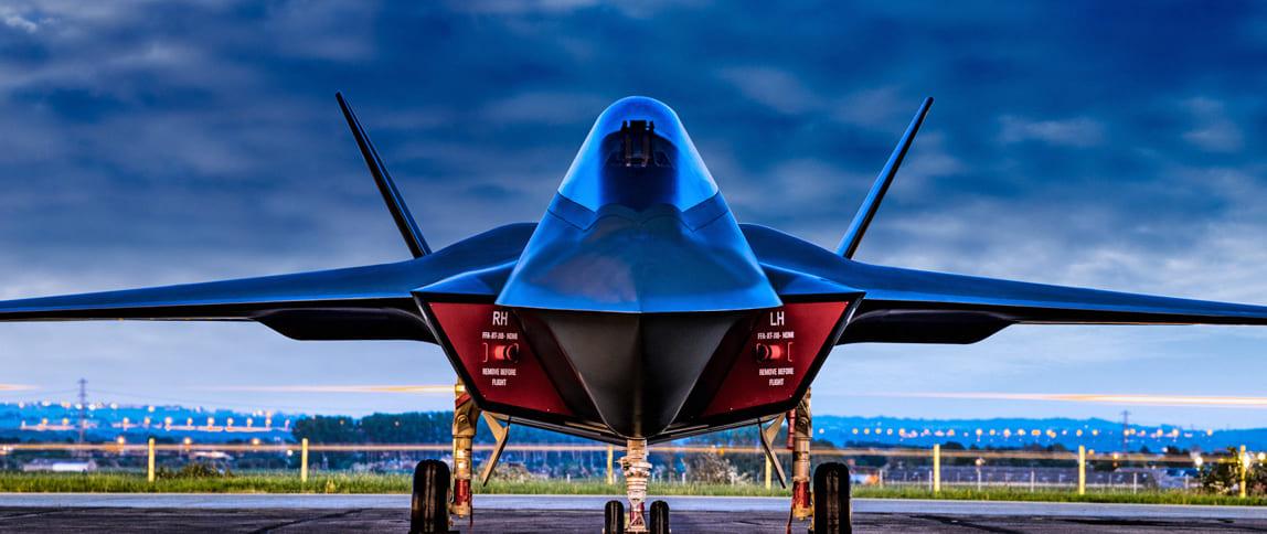 次世代戦闘機のコックピットにはバーチャル副操縦士が搭乗するかも