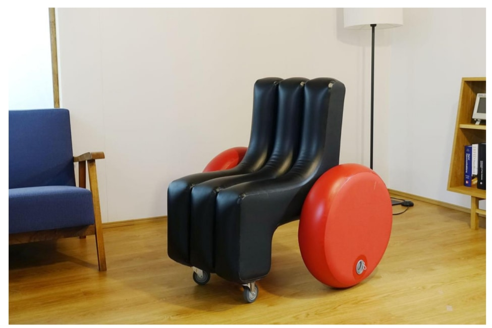 車椅子型poimo