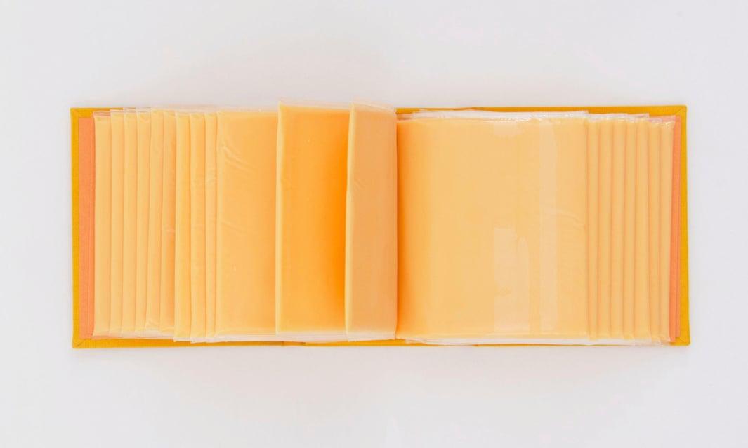 20枚のアメリカンチーズ