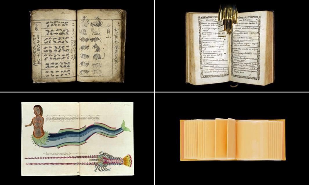 狂人の図書館で紹介されている本たち