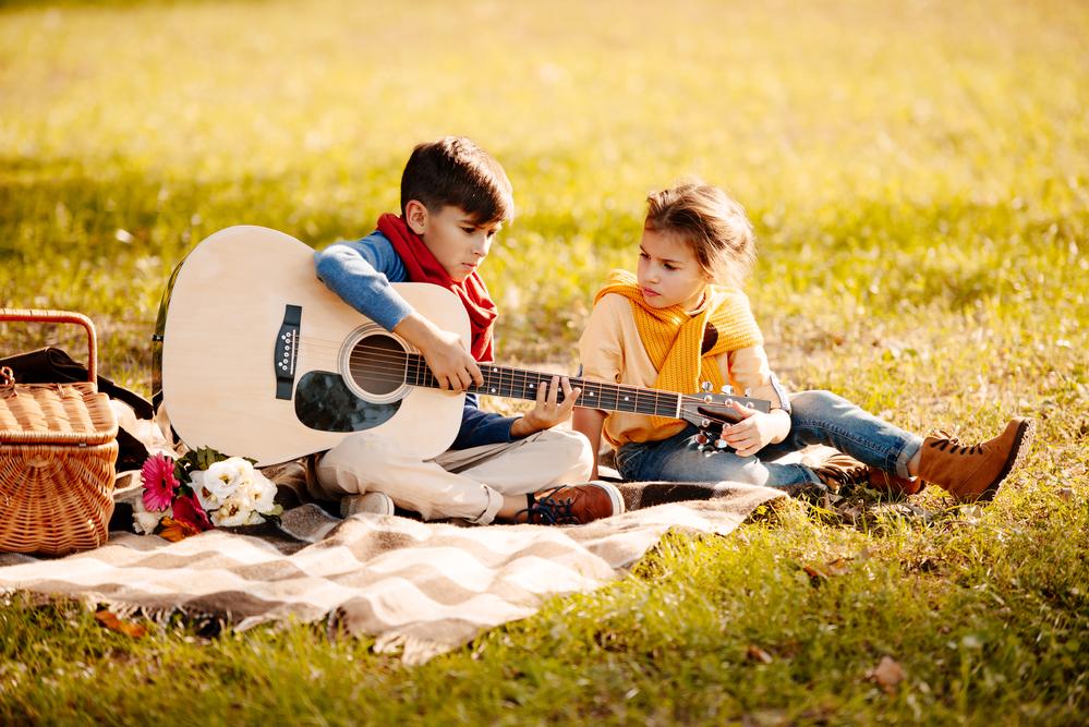 音楽をする子どもが認知機能が高い?