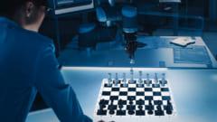 人間のチェスとコンピューターのチェスを比較
