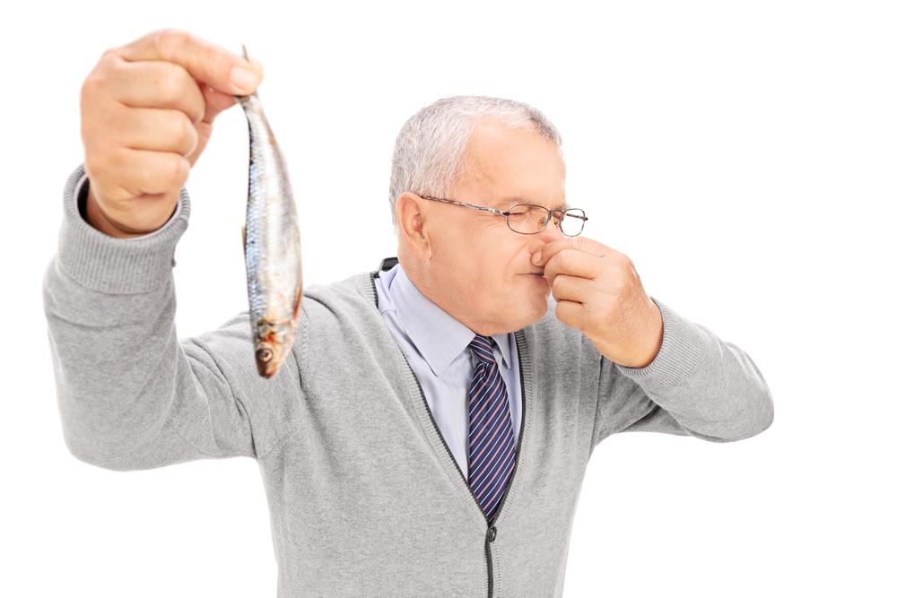 魚臭さを不快に感じる人もいればそうでない人もいる