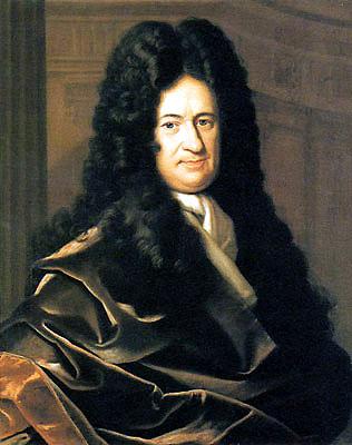ライプニッツの肖像画