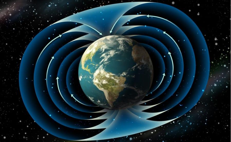 地球の生命は地球の電磁場と共に進化してきた
