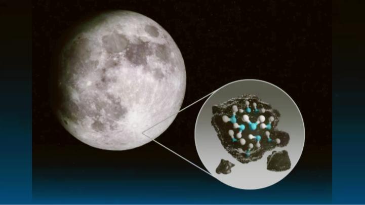 「月面に水」、太陽光が当たる場所で初めて発見! 予想より大量に存在する可能性