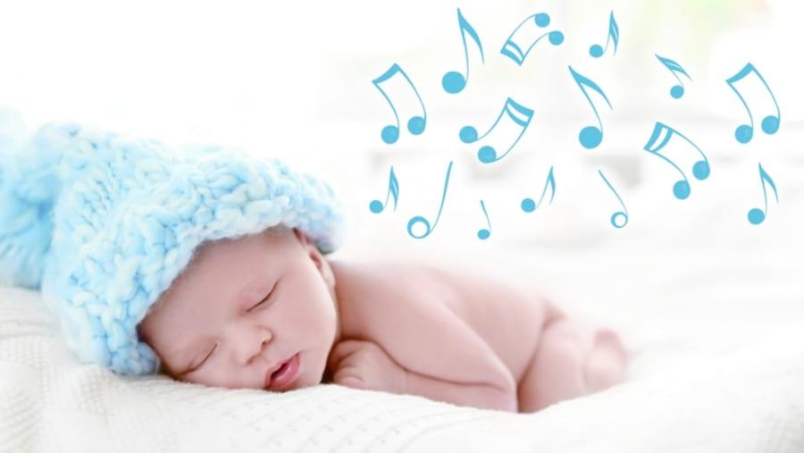"""赤ちゃんは""""どんな言語の子守唄でもリラックスできる""""という研究"""