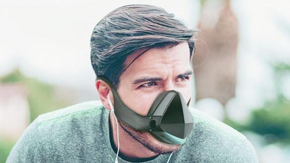 """""""メガネの曇りを防ぎ、口臭まで除去する""""ハイテクマスクが販売中!"""