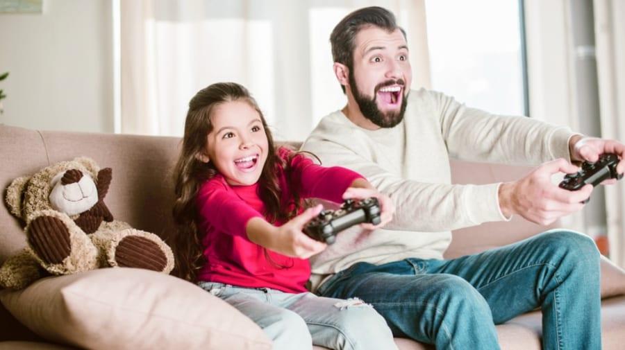 子供時代にゲームをプレイすると認知能力が向上し、数年後でも効果が持続すると判明!