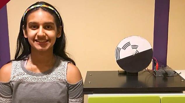 12歳の学生が主観色を研究